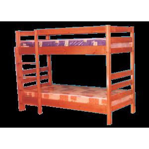 """Кровать деревянная """"Икея"""" двухъярусная"""