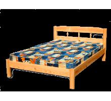 """Кровать деревянная """"Дачная"""""""