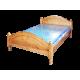 """Кровать деревянная """"Филенка"""""""