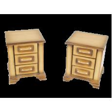 "Тумба деревянная ""Фараон"" 3 ящика"