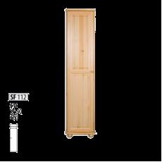 "Шкаф деревянный ""Витязь"" 112"