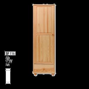 "Шкаф деревянный ""Витязь"" 116"