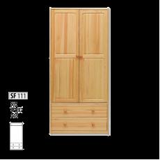 "Шкаф деревянный ""Витязь"" 111"
