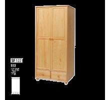 "Шкаф деревянный ""Витязь"" 122"