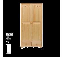 "Шкаф деревянный ""Витязь"" 113"