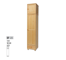 "Шкаф деревянный ""Витязь"" 125"