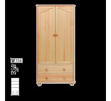 "Шкаф деревянный ""Витязь"" 114"