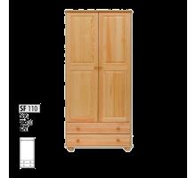 "Шкаф деревянный ""Витязь"" 110"