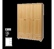 "Шкаф деревянный ""Витязь"" 121"