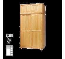 "Шкаф деревянный ""Витязь"" 128"