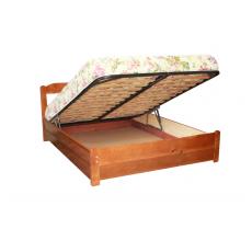 """Кровать  """"Дачная"""" с подъемным механизмом"""