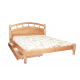 """Кровать деревянная """"Джулия""""  с ящиками"""