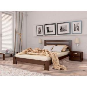 """Кровать деревянная """"Селена"""" прямая"""