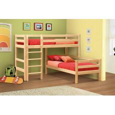 Кровать детская двухъярусная 6