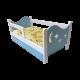 """Кровать детская """"Звездочка"""""""
