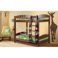 """Кровать детская двухъярусная """"Жираф"""""""