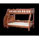 """Кровать деревянная детская """"Сладкий сон"""""""