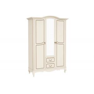 """Шкаф деревянный """"Авиньон"""" 3-х створчатый с ящиками"""